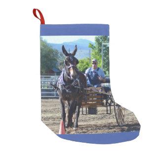 Montana-Maultier-Tage Kleiner Weihnachtsstrumpf