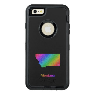Montana OtterBox iPhone 6/6s Plus Hülle