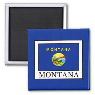 Montana Quadratischer Magnet