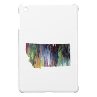 Montana-Silhouette Hüllen Für iPad Mini