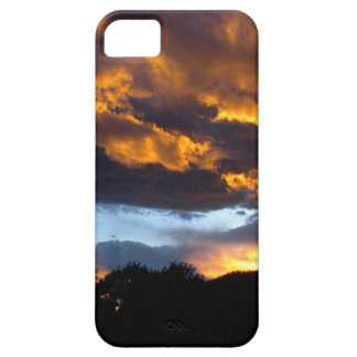 Montana-Sonnenuntergang iPhone 5 Case