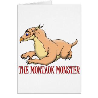 MONTAUK MONSTER KARTE