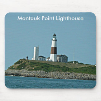 Montauk New York Mousepads