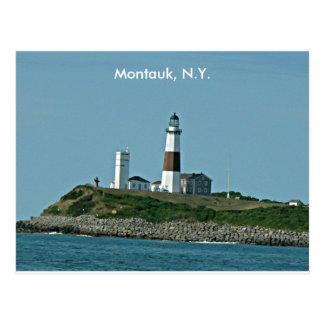 Montauk New York Postkarte