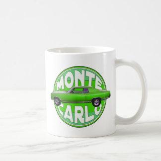 Monte Carlo 1970 Limon Kaffeetasse