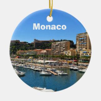 Monte Carlo in Monaco Keramik Ornament