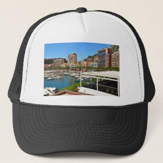 Monte Carlo in Monaco Truckerkappe