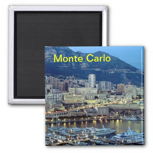 Monte Carlo Magnet Magnets