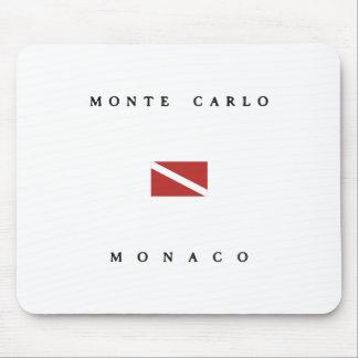 Monte Carlo Monaco Mousepad