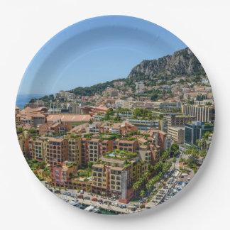 Monte Carlo Monaco Pappteller