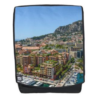 Monte Carlo Monaco Rucksack
