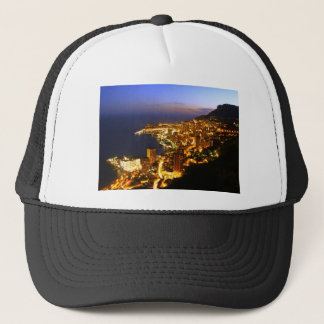 Monte Carlo, Monaco Truckerkappe