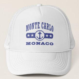 Monte Carlo Monaco Truckerkappe