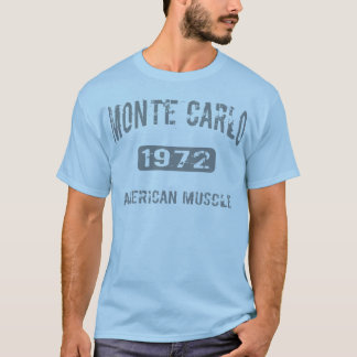 Monte Carlo T-Shirt 1972