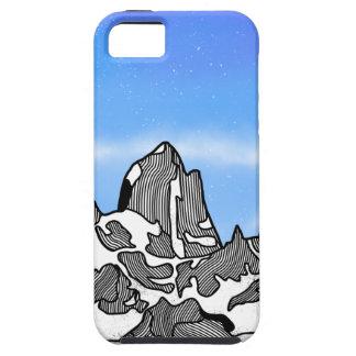 Monte Fitz Roy Gebirgslandschaft Schutzhülle Fürs iPhone 5