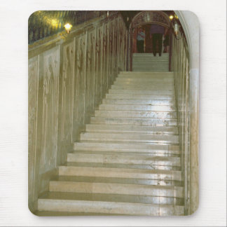 Montecassino, Marmortreppe Mousepads