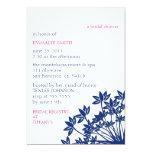 MONTELUCIA Einladung-Fuchsie n2vy 12,7 X 17,8 Cm Einladungskarte