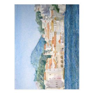 Montenegro Budva Postkarte