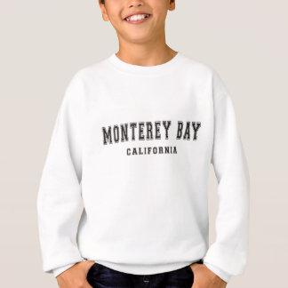 Monterey-Bucht Kalifornien Sweatshirt