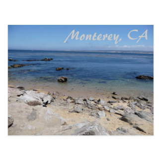 Monterey, CA Postkarte