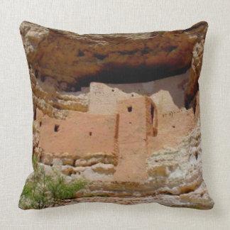 Montezumas Schloss Sedona auf beiden Seiten Kissen