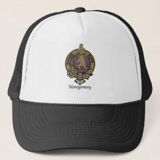 Montgomery-Clan-Wappen Truckerkappe