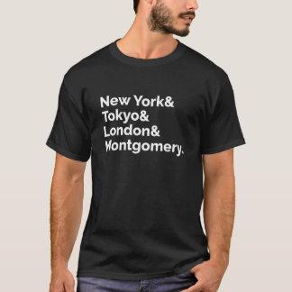 Montgomery-Hometown-T - Shirt