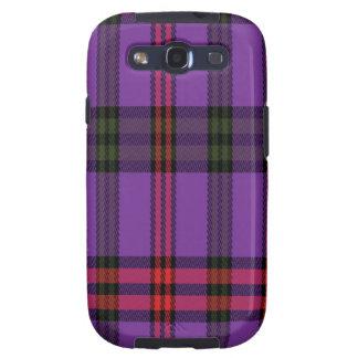 Montgomery schottischer Tartan Samsung rufen Fall Galaxy SIII Schutzhüllen
