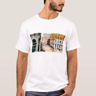 Montgomery-und Markt-St. T-Shirt