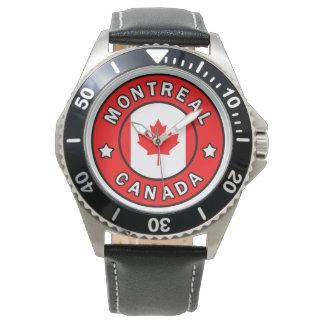 Montreal Kanada Armbanduhr