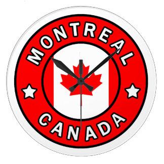 Montreal Kanada Große Wanduhr