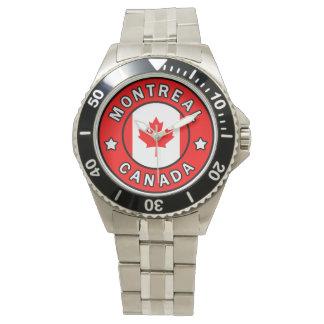 Montreal Kanada Uhr