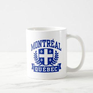 Montreal Quebec Kaffeetasse