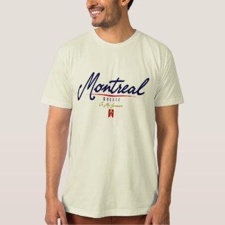Montreal-Skript T-Shirt