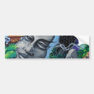 Montrealgraffiti-Autoaufkleber