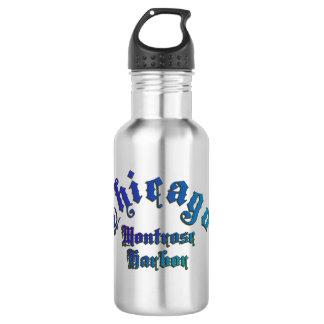 Montrose Hafen-Wasser-Flasche 18 Unze-Edelstahl Trinkflasche