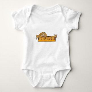 Montserrat Baby Strampler