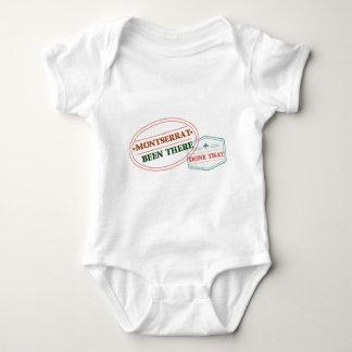 Montserrat dort getan dem baby strampler