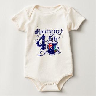 Montserrat für das Leben Baby Strampler