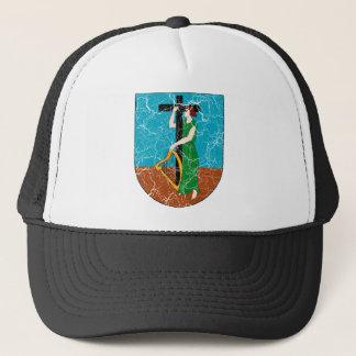 Montserrat-Wappen Truckerkappe