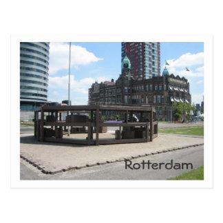 Monument für niederländische Emigranten Postkarte
