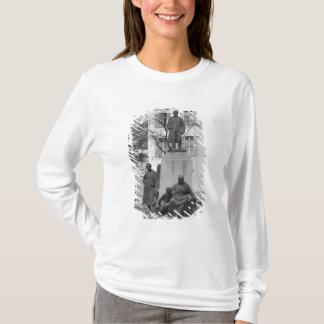 Monument zu Emile Zola T-Shirt