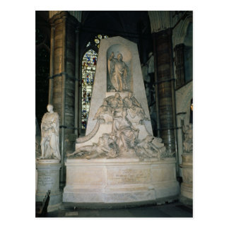 Monument zu William Pitt das Älteste Postkarte