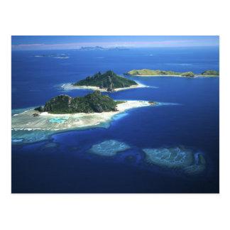 Monuriki, Monu und Yanuya Inseln, Mamanuca Postkarte