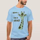 MOO… bin ich eine ZIEGE T-Shirt