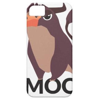 MOO, gemeiner Kuhentwurf iPhone 5 Etuis