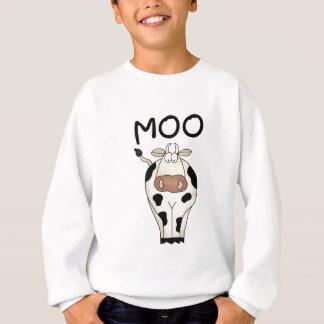 MOO-Kuh-T-Shirts und Geschenke Sweatshirt