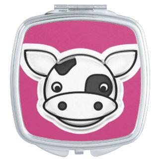 MOO-Kuh Taschenspiegel