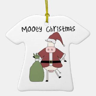 Mooey Kuh-Weihnachtsverzierung Weihnachtsornament