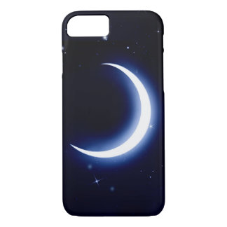 Moon und Sterne kaum dort iPhone 7 Fall iPhone 8/7 Hülle